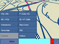 Destinator2 screenshot - Various destination methods